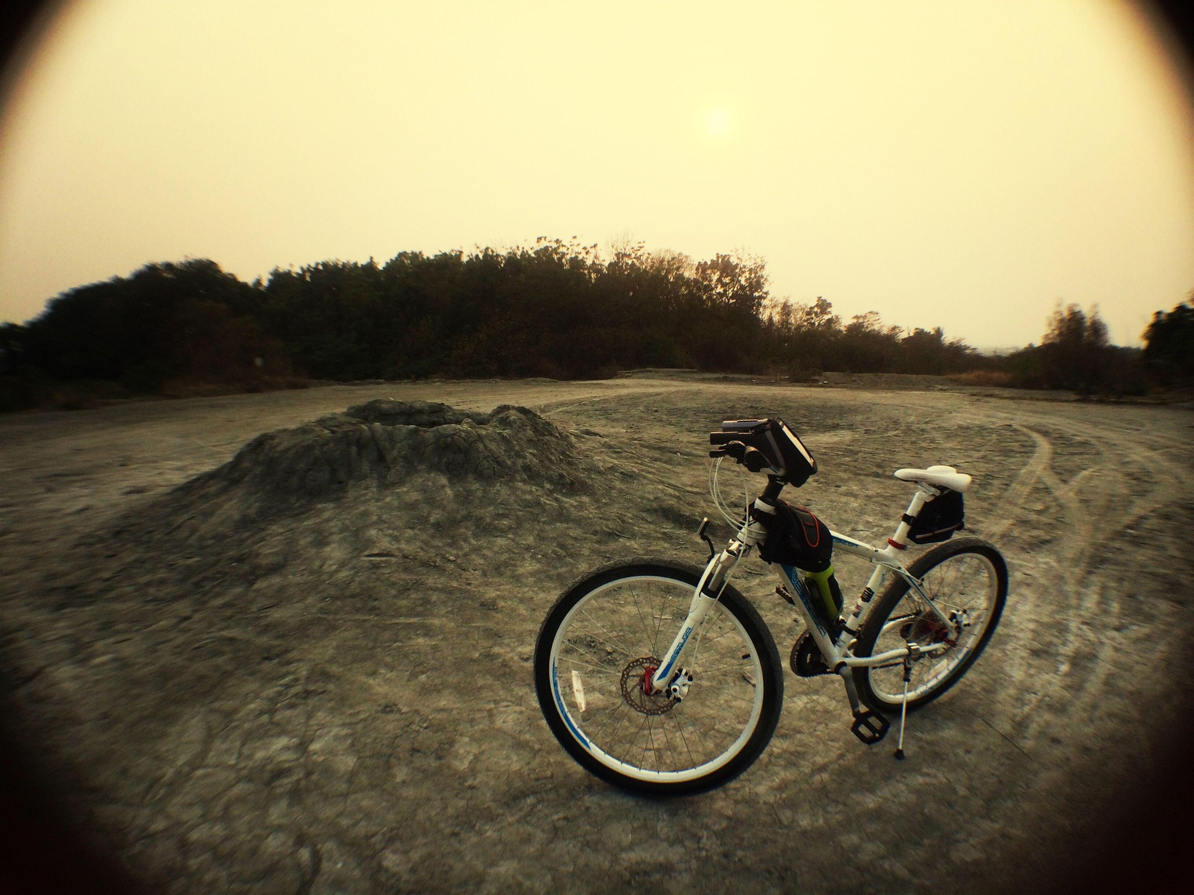 滾水坪 泥火山