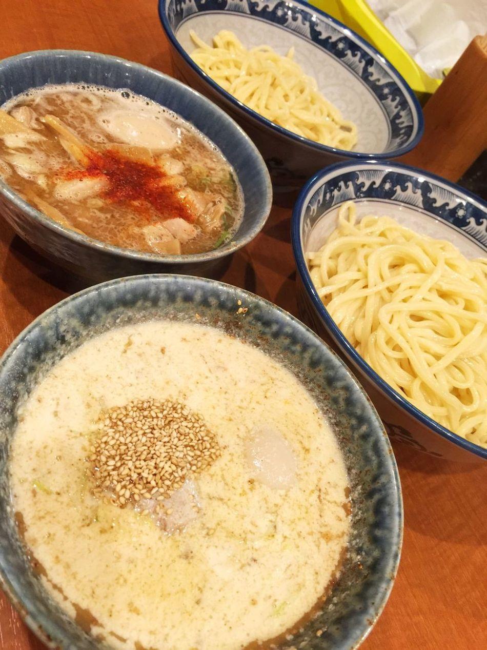 Noodles Ramen Enjoying A Meal つけ麺