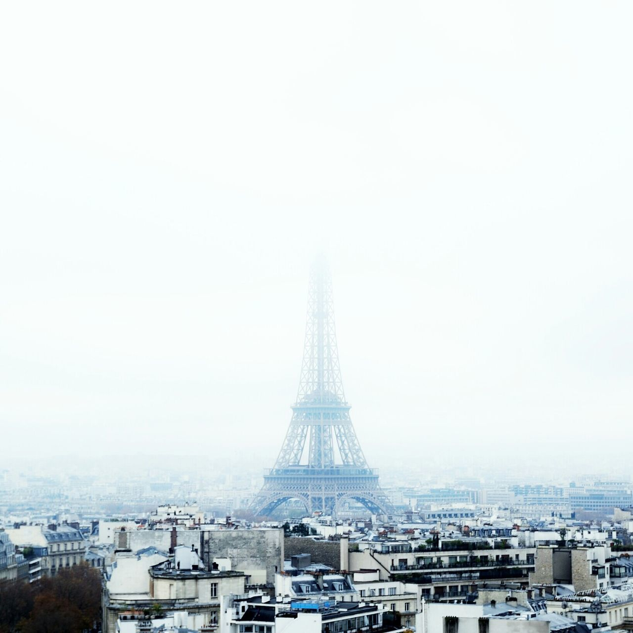 Beautiful stock photos of eiffel tower, Architecture, Building Exterior, Built Structure, City