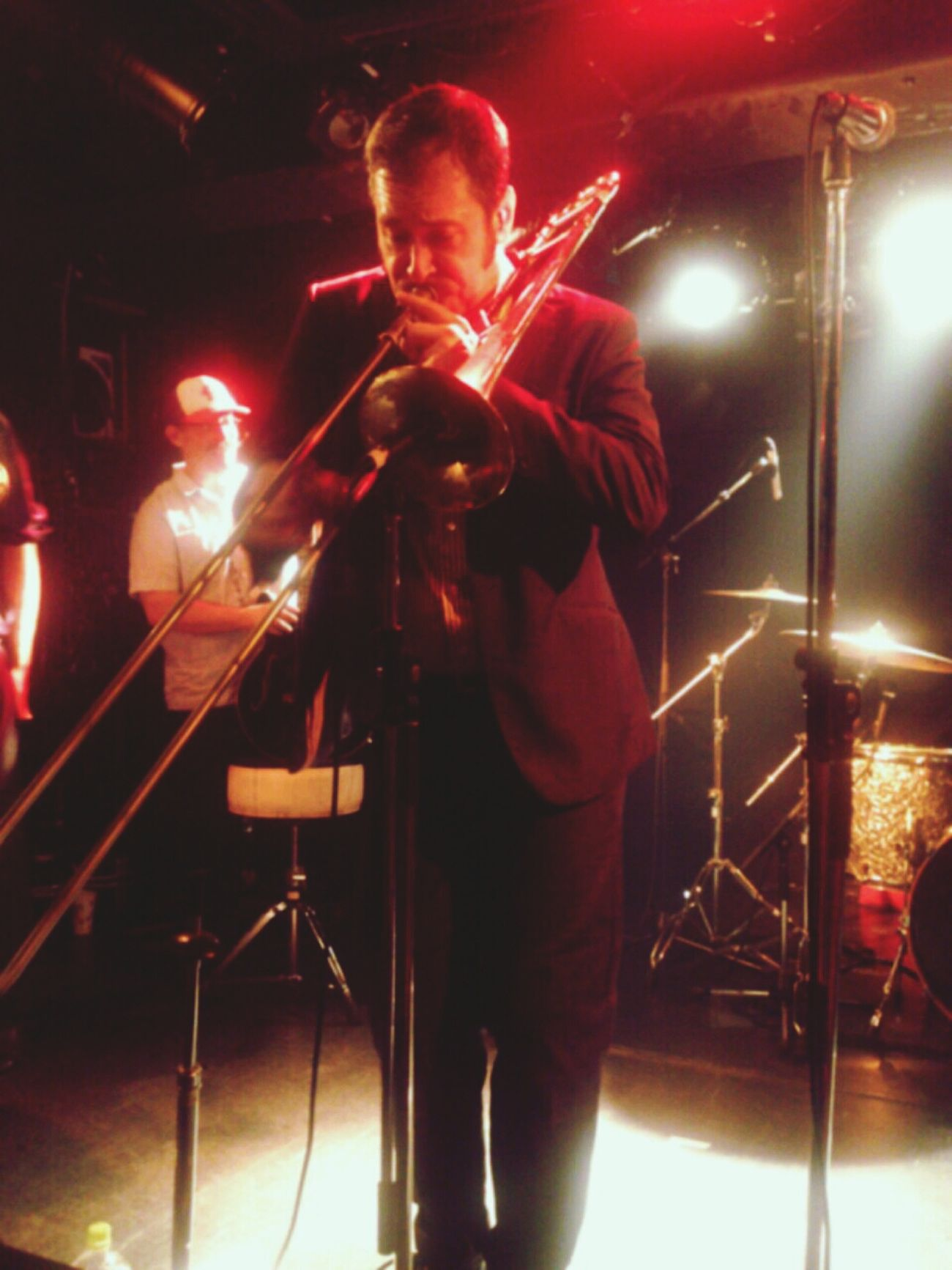 Live Music The Slackers 2013 Japan tour in Nagoya Up set