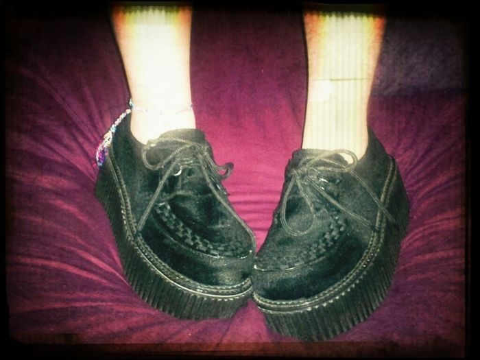 Second-hand Creepers