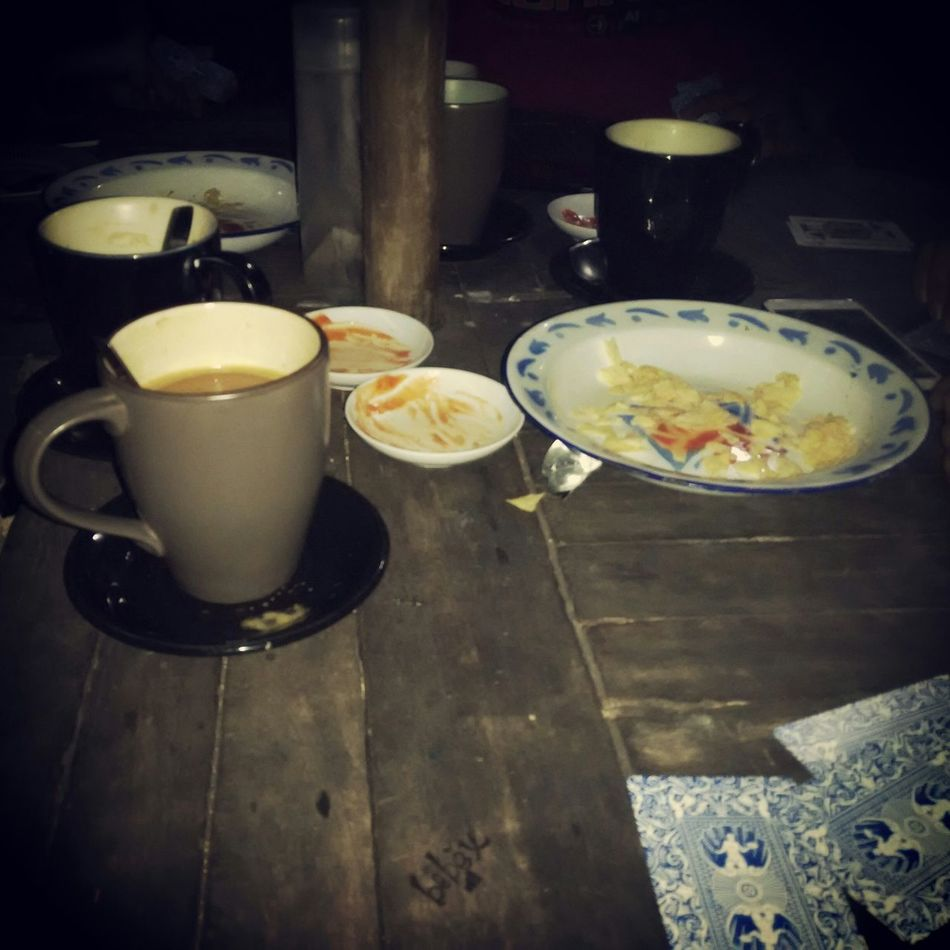 Cappucino Moccachino Green Tea Serius Coffee ☕ Hanging Out With Friends