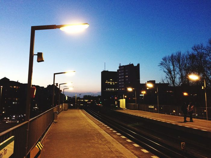 Hallesches Tor Berlin Subway Berlin Hallesches Tor Illuminated Street Light Outdoors Transportation Night Sky City