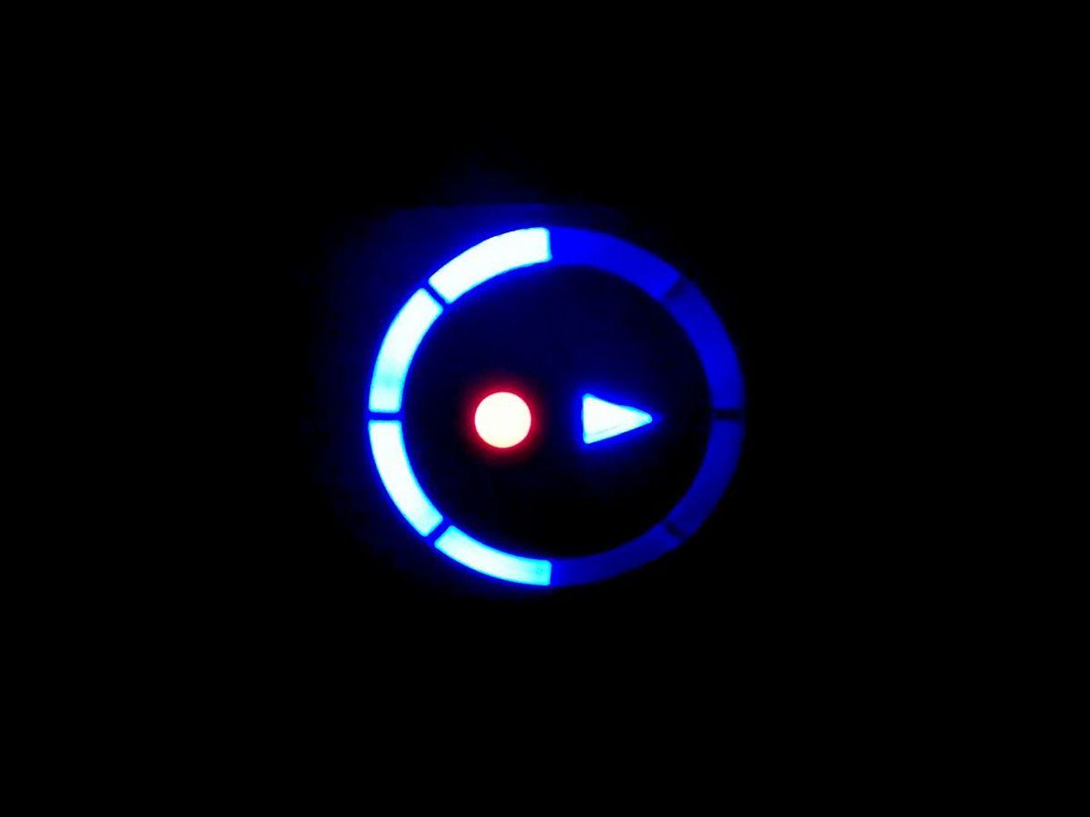Illuminated Blue No People Black Background Close-up Red Technology Technology Close Up Light Light In The Darkness Close Up Technology Close Up Techonology