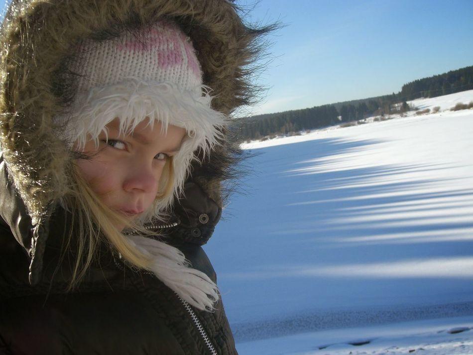Mandelholz im Winter ein echt gelungener Schnappschuss ..... Taking Photos