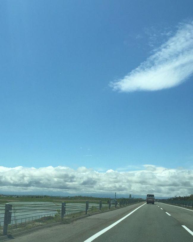 田植え始まりましたね。 Taking Photos Clouds And Sky Starting A Trip