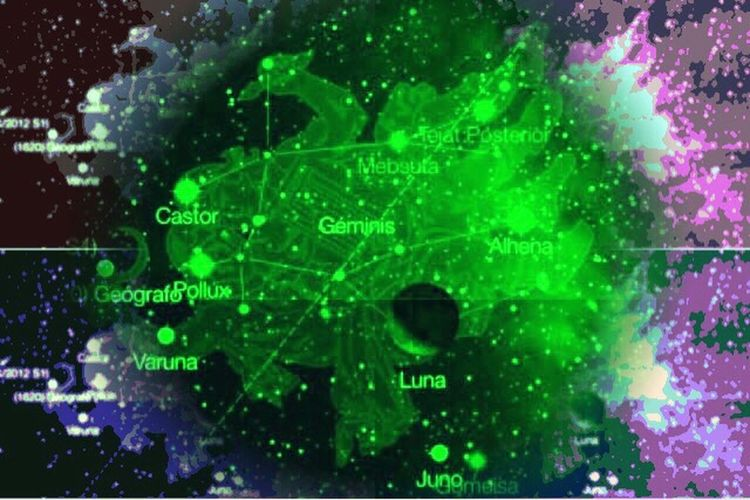 Planets App View Of Stars Check This Out Gemini Taking Photos Skyeee ❤❤❤ Endlessness