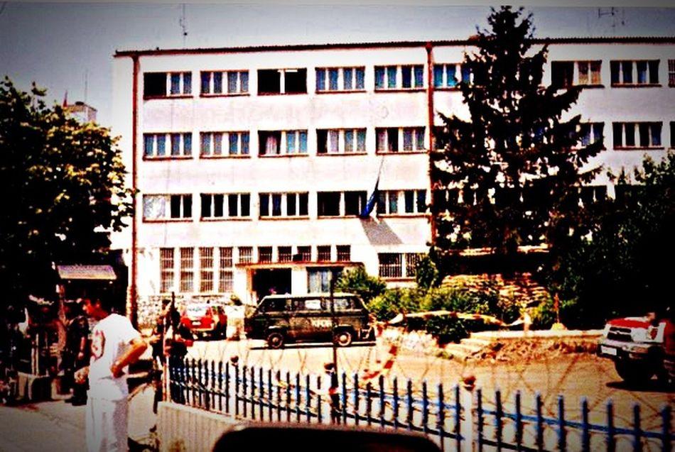 Bundeswehr Feldjäger Army Military Police Military KFOR Kosovo Prizrenkosovo Prizren Policestation