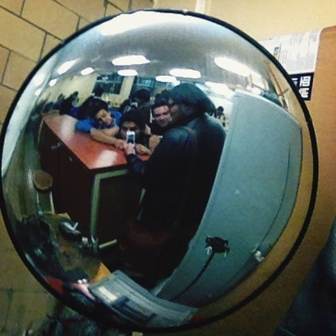Aqui un Selfie con @SPincheDaniel @_ELSUAVE_ @Brian_Clorio porque YOLO ✌