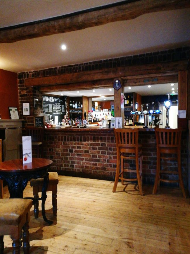 Pub Bar Quiet Places Relaxing Old Buildings Black Bull Waiting ... Architecture