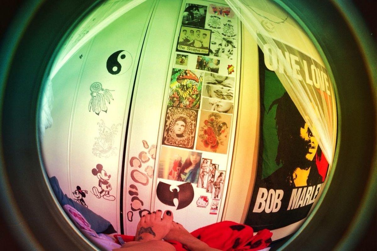 My closet door /room