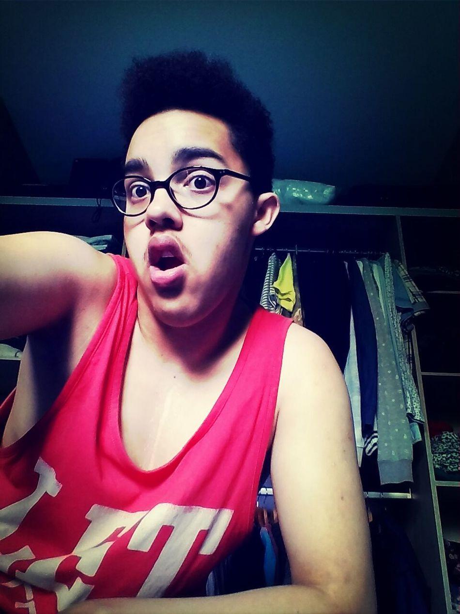 Me Fat Dressing Selfie ✌
