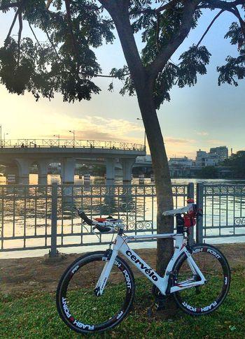 Twowheels CerveloP3 SuriJitjang VietnamCycling SaigonCycling HappyBike