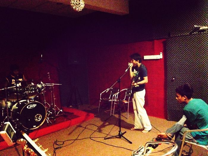 band practice for this upcoming event! Afterspm @syfqchoong @naemxiao @mike_musaddiq @shful_adlan