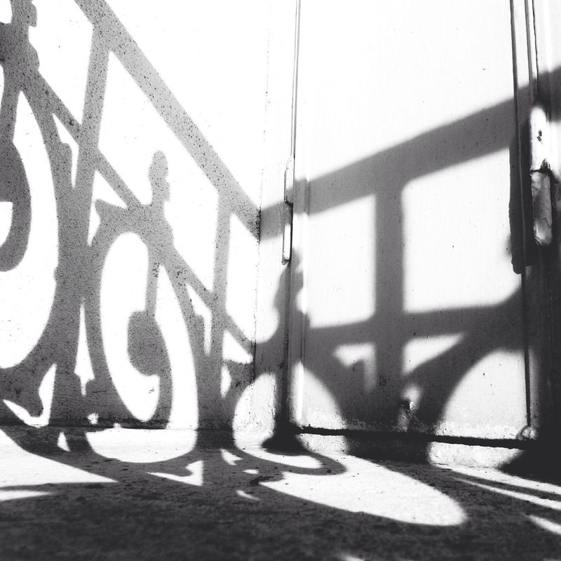 Rue Dagobert a Nogent Blackandwhite Light And Shadow (null)