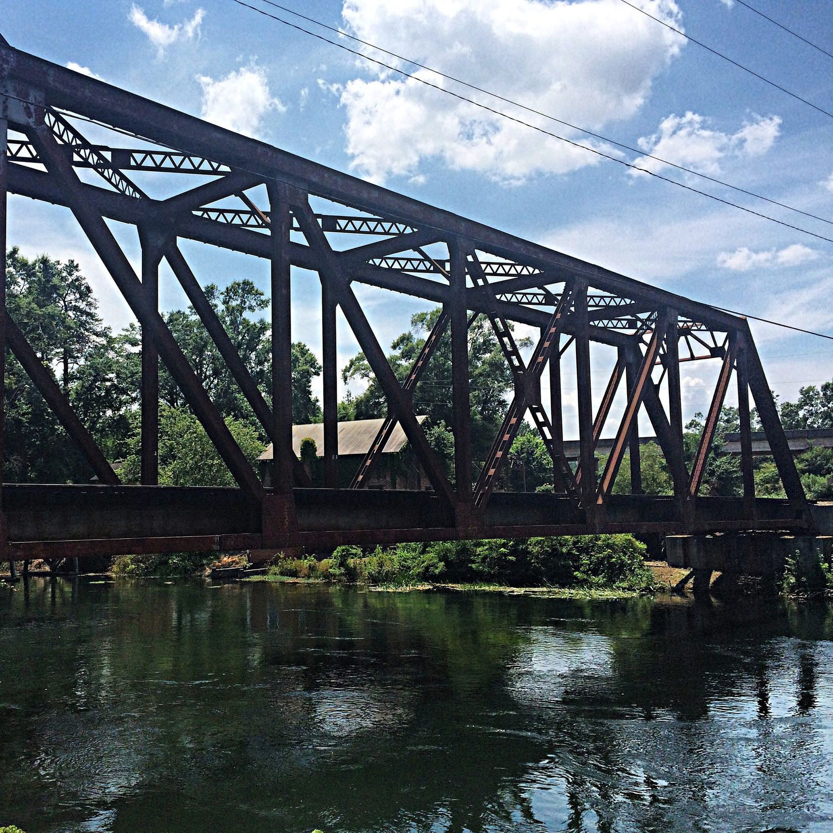 Augusta Bridge Georgia Canal