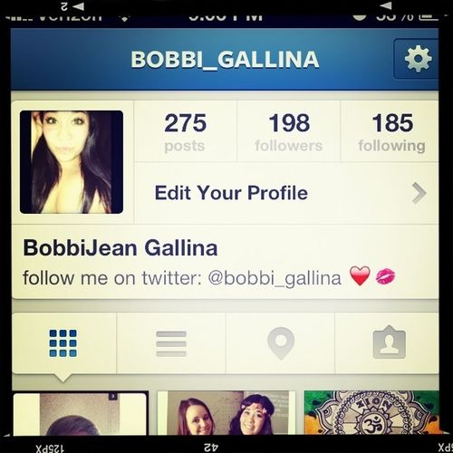 follow me on instagram & ill follow back & show your pictures some love ❤