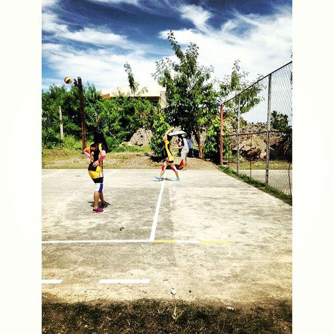 Volleyball Palakasan2013 Cbaa CBAAGRIFFINS griffinschar cbaacharchar