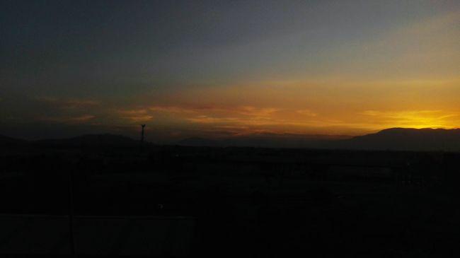 Un atardecer hermoso Chile♥ Fotografia Rushu'M