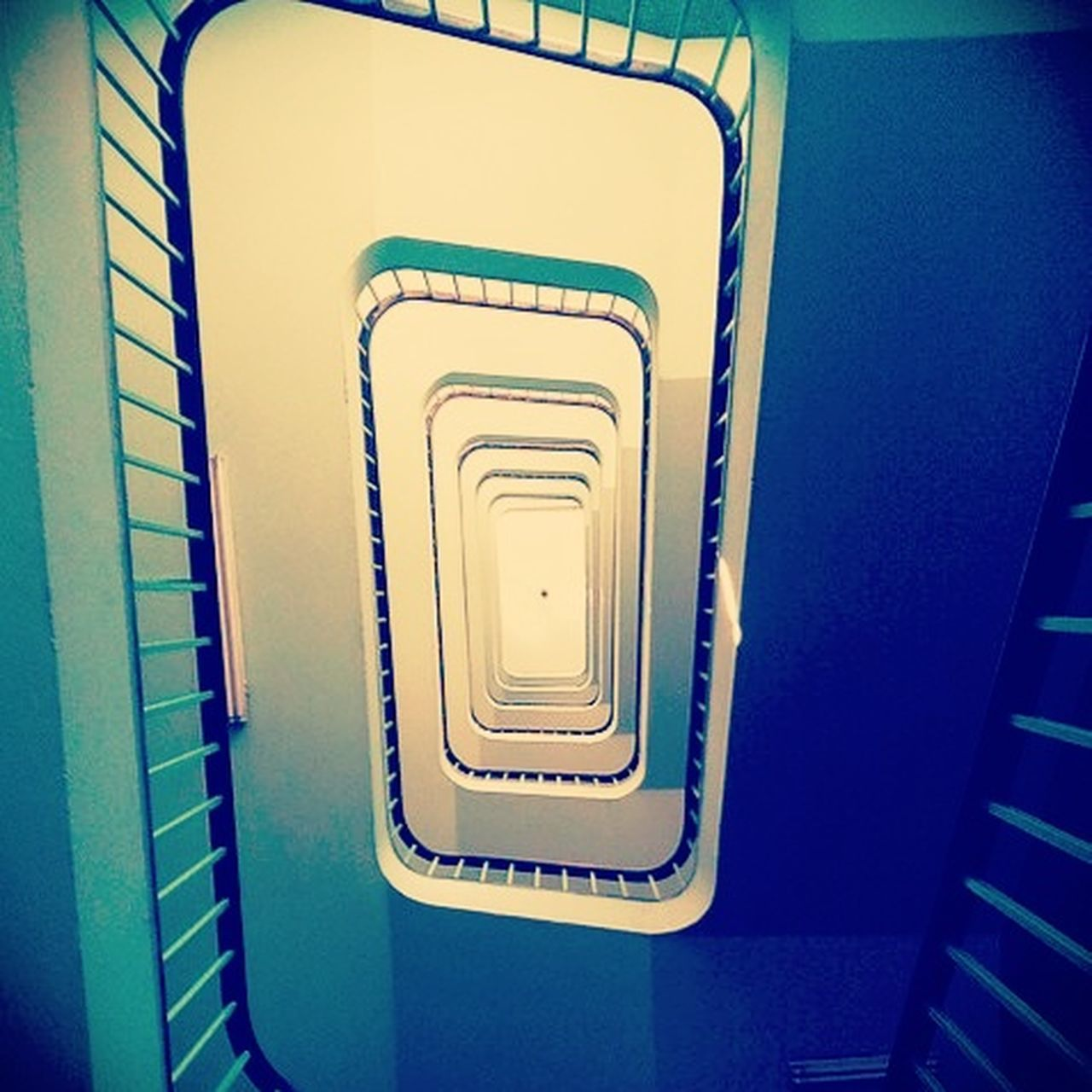 Stairs Staircase Steps And Staircases Spiral Built Structure Architecture No People Curved Stairs Up GrungeStyle The Architect - 2017 EyeEm Awards