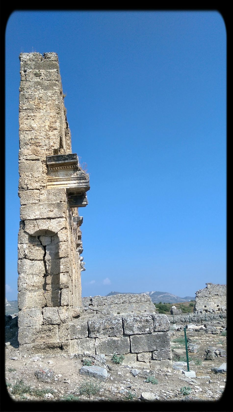 Aspendos  Serik Antik Kent Antik Theater