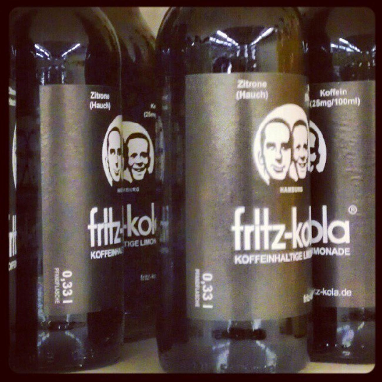 Unglaublich... #Fritz #Cola Cola Fritz