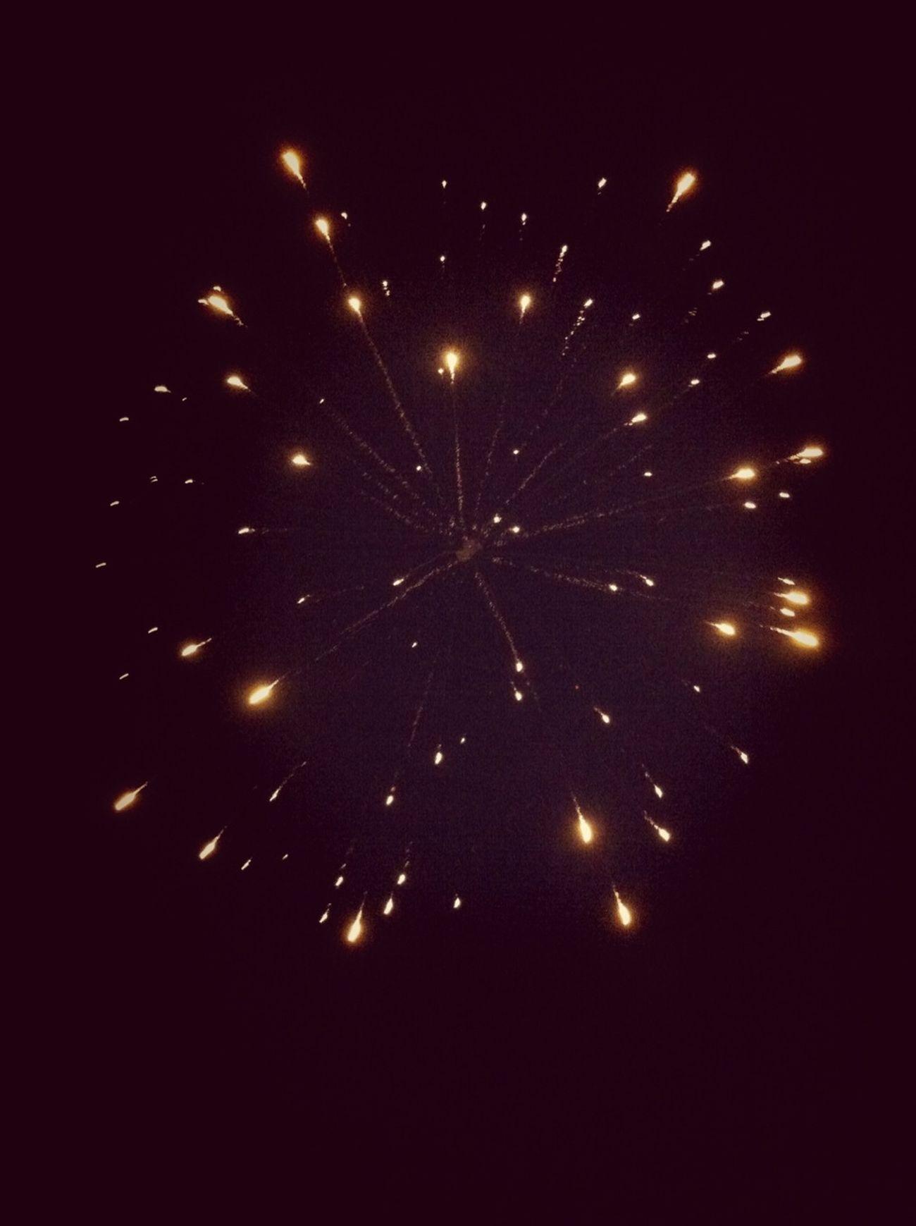 14 Juillet Fireworks