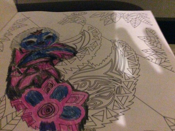 My coluring I Drew It <3