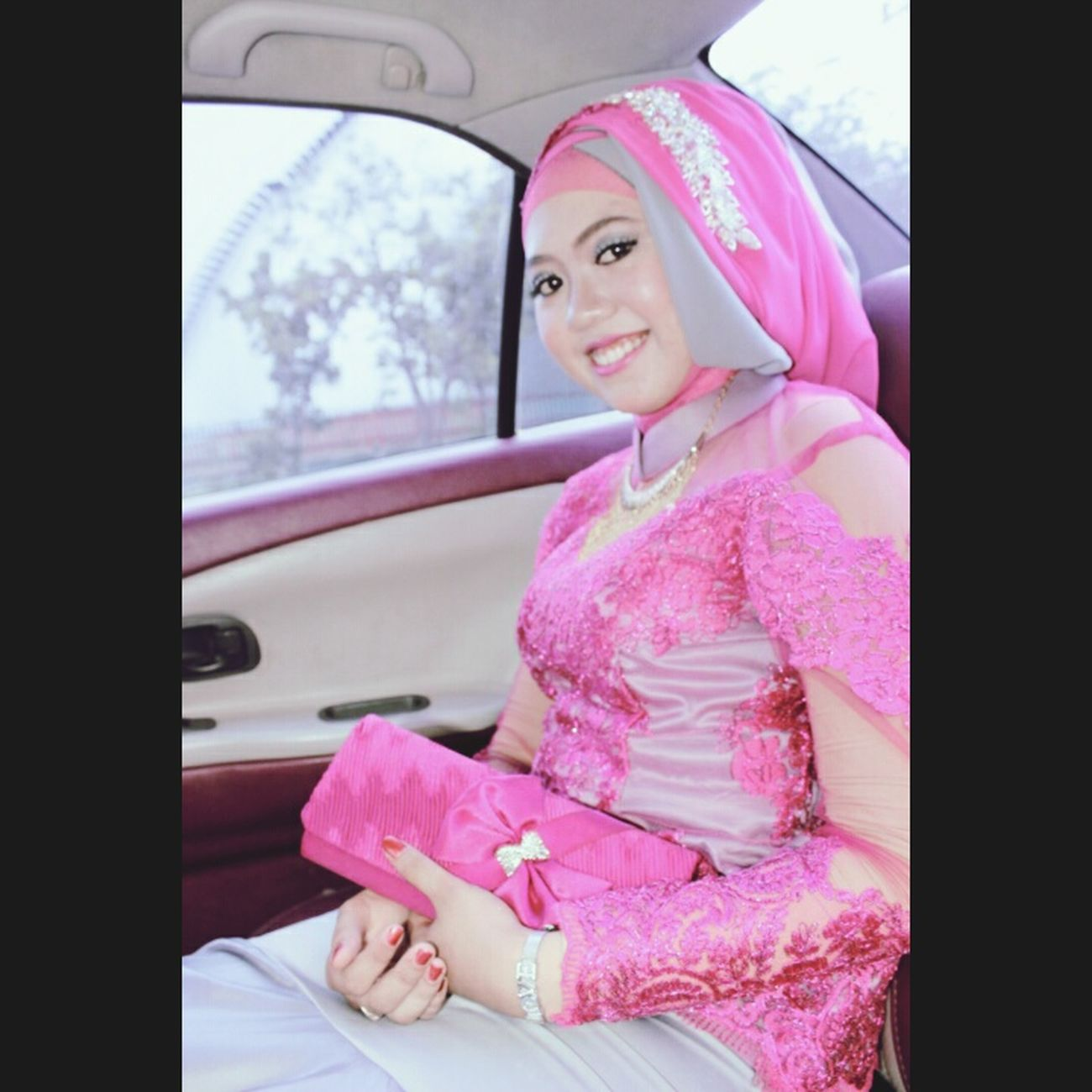 Kebaya Kebaya Indonesia Kebayamodern Kebaya Style Kebaya Fasions Beauty Of Kebaya Kebayapink Fashion Kebaya One Of My Favourite Kebaya Dress Pinklips💋💋💋 Hijabstyle  Indonesian Hijabers Perpisahansekolah