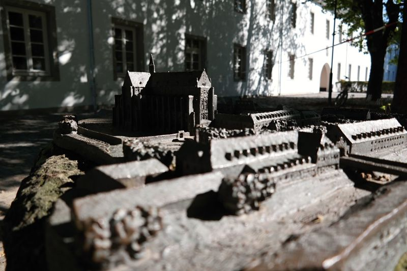 Abbey Altenberg Altenberger Dom Bergisches Land Bronze Cast Cathedral Close-up Deutschland Dom Germany🇩🇪 Historical Place History Light And Shadow Nordrhein-Westfalen NRW Religion And Tradition Religions Religious Architecture Scale Model Wandering Wanderlust