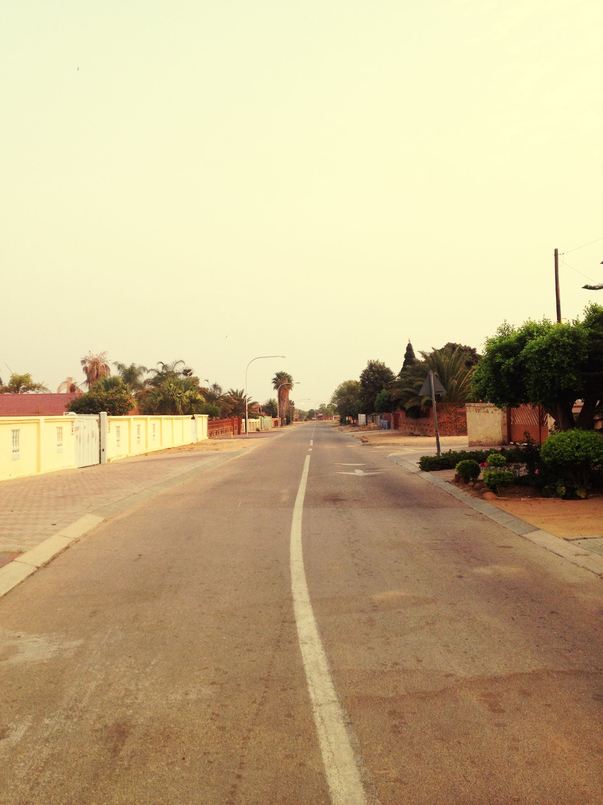 Long way to home...