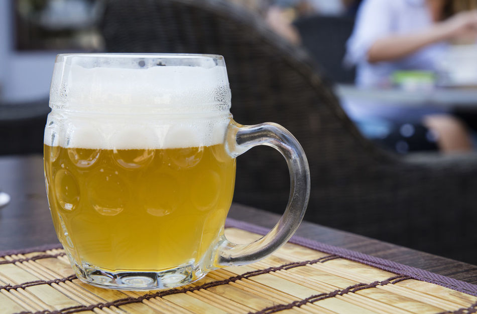 Beautiful stock photos of oktoberfest,  Bamboo - Material,  Beer - Alcohol,  Beer Glass,  Day