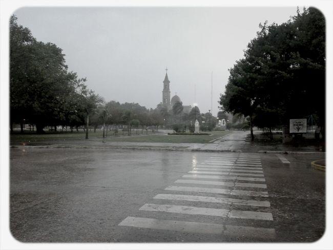 Llueve.....