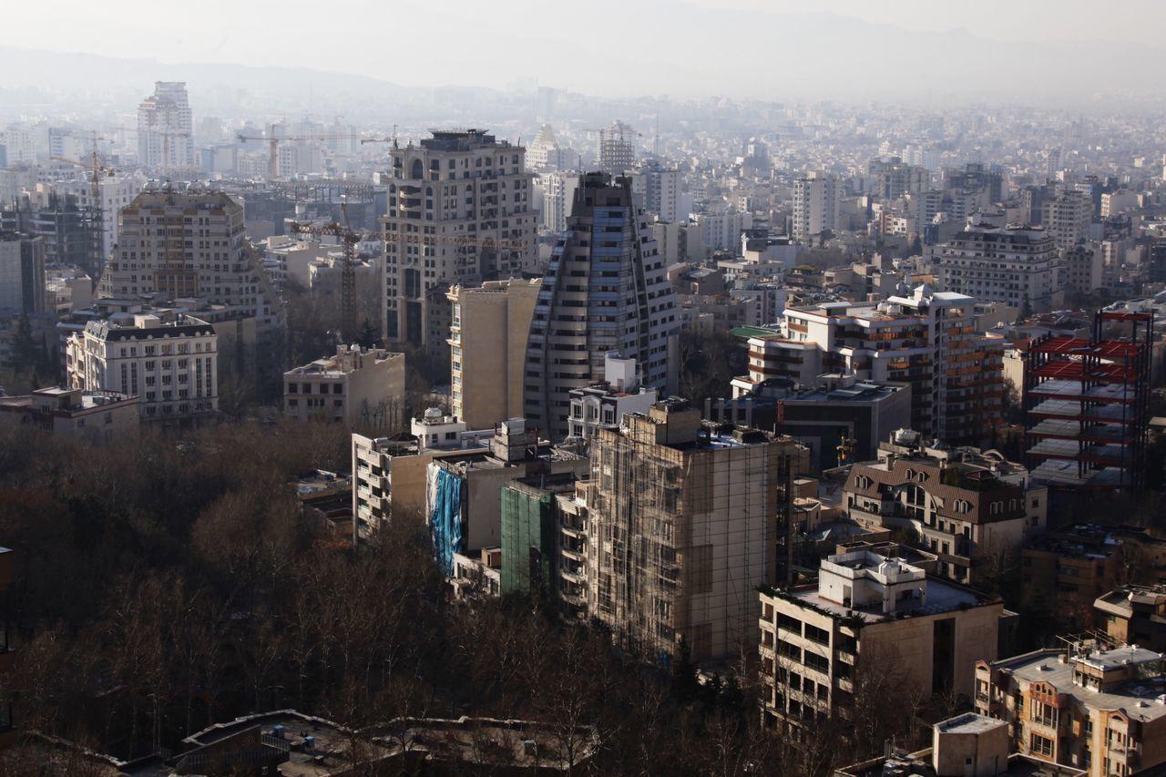 City Building Exterior Architecture Cityscape Skyscraper No People Built Structure Outdoors Modern Day Sky Tehran Iran Tehran, Iran Open Edit Building City Life Buildings
