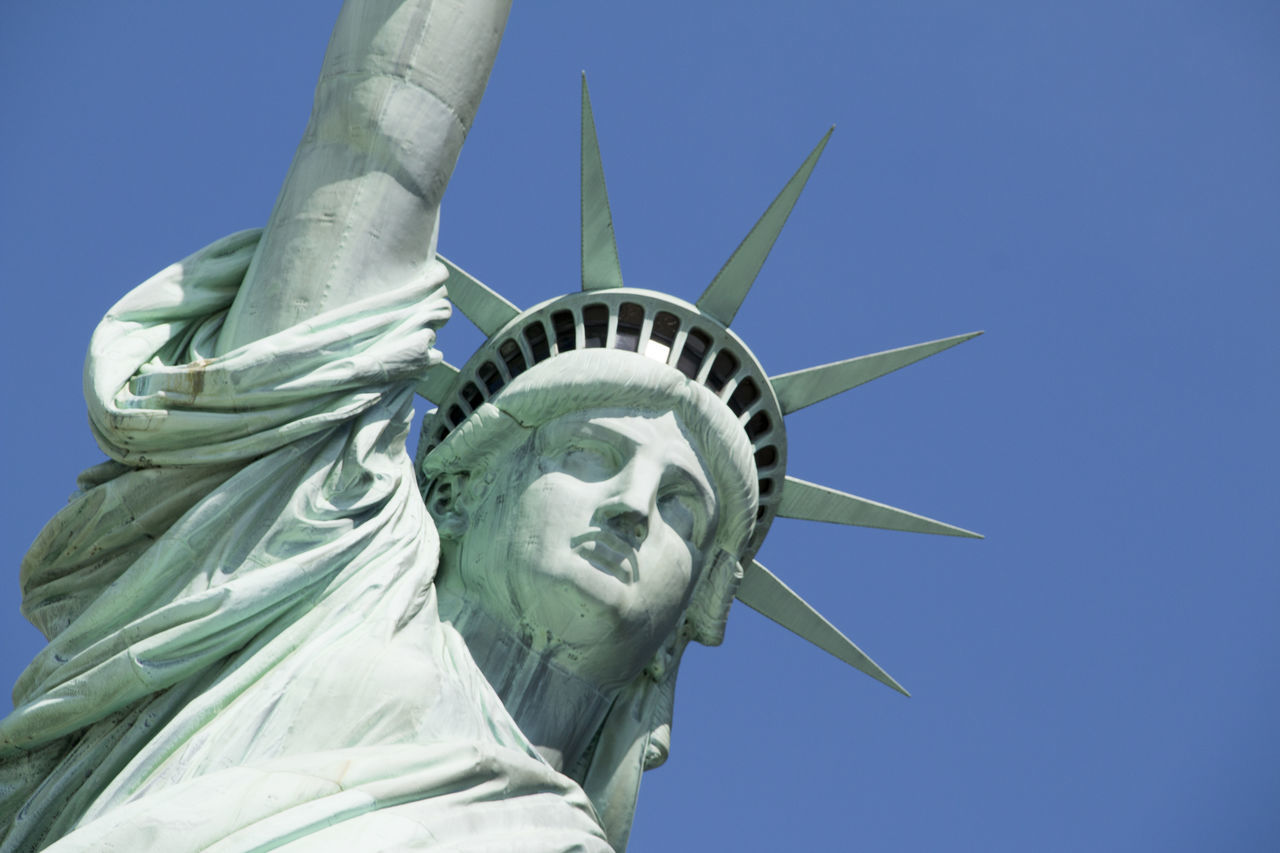 Statue Of Liberty New York Lady Liberty Tourism Tourist Attraction  Being A Tourist Travel