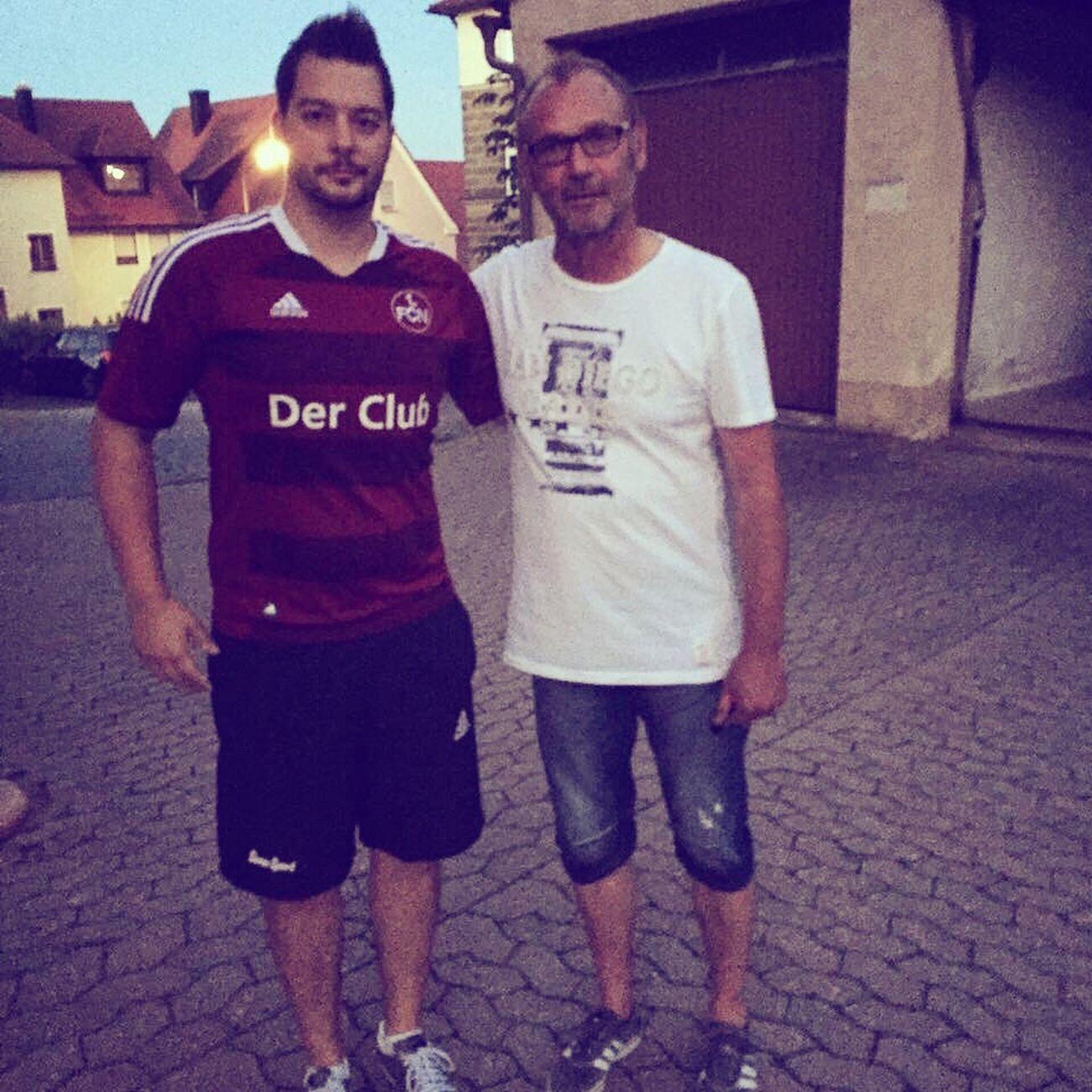 Berniekenntsiealle Dietereckstein Legende 1.FCN