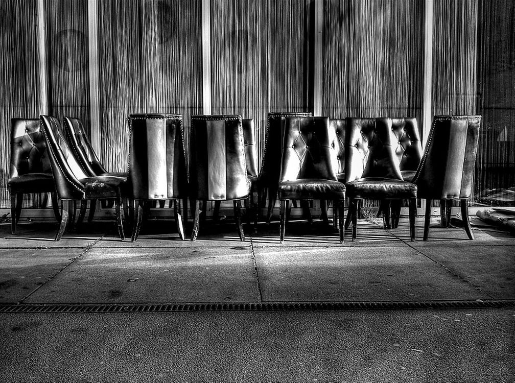 chairs in Groningen by LaZyLiFe .