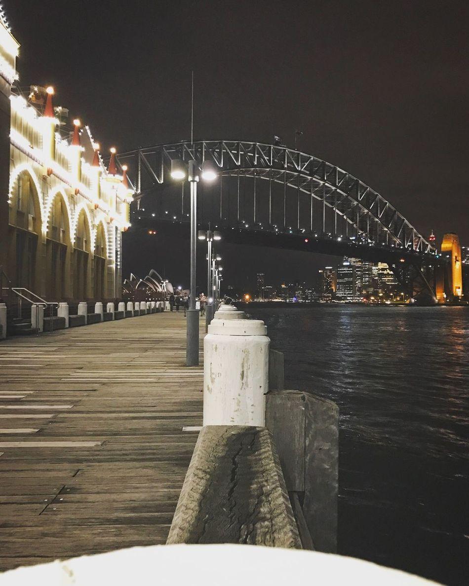 City lights Night Illuminated Building Exterior Architecture Built Structure Outdoors No People City Sky Bridge - Man Made Structure Explore Special👌shot Adventure Australia Scenics