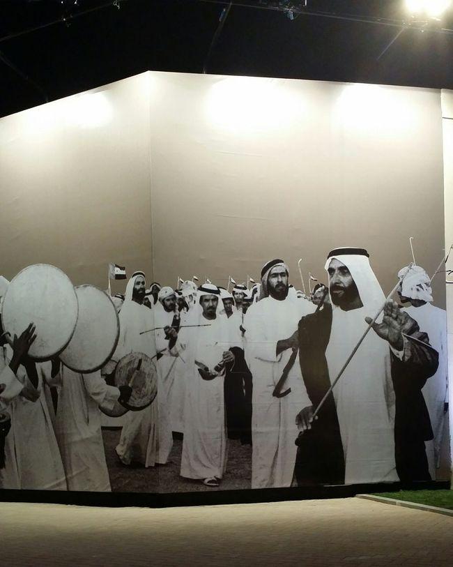 Uae,abudhabi Qasr Al Hosn Traditions Festival late Sheikh_Zayed founder of the UAE