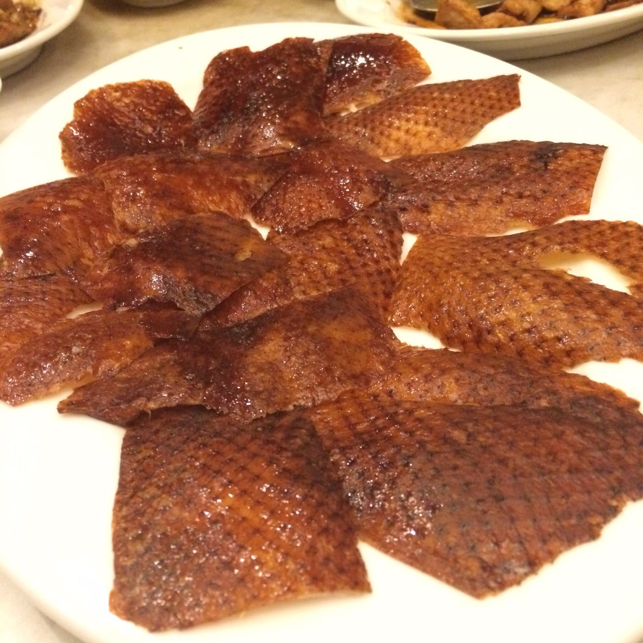 ... Beijing duck for a normal day Outcastmeal