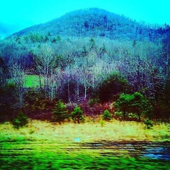Yay! North Carolina! We're Finally Here! Hello Smoky Mountains!