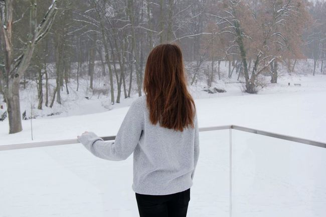 Winter Dad Photographer ❄️💘