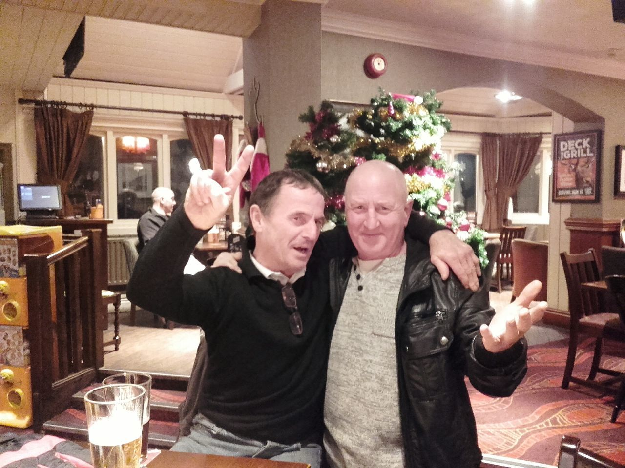 Christmas Time Good Times With Good Friends Showcase: December Protecting Where We Play Enjoying Life The Lodge Pub Derbyshire Uk Freindship Priceless