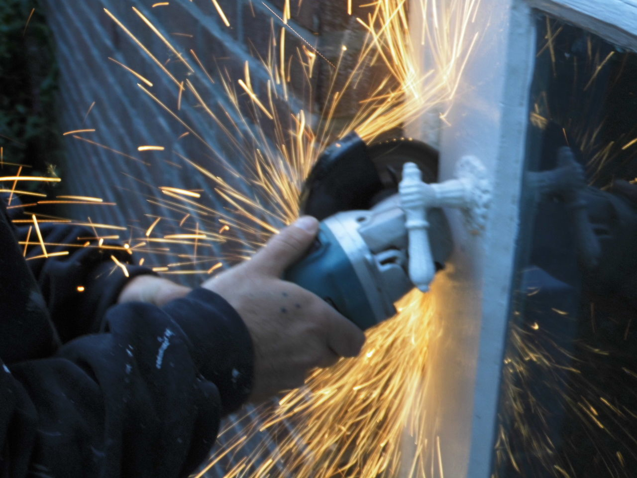 Detail Motion Noise Occupation Speed Tools Working Hands
