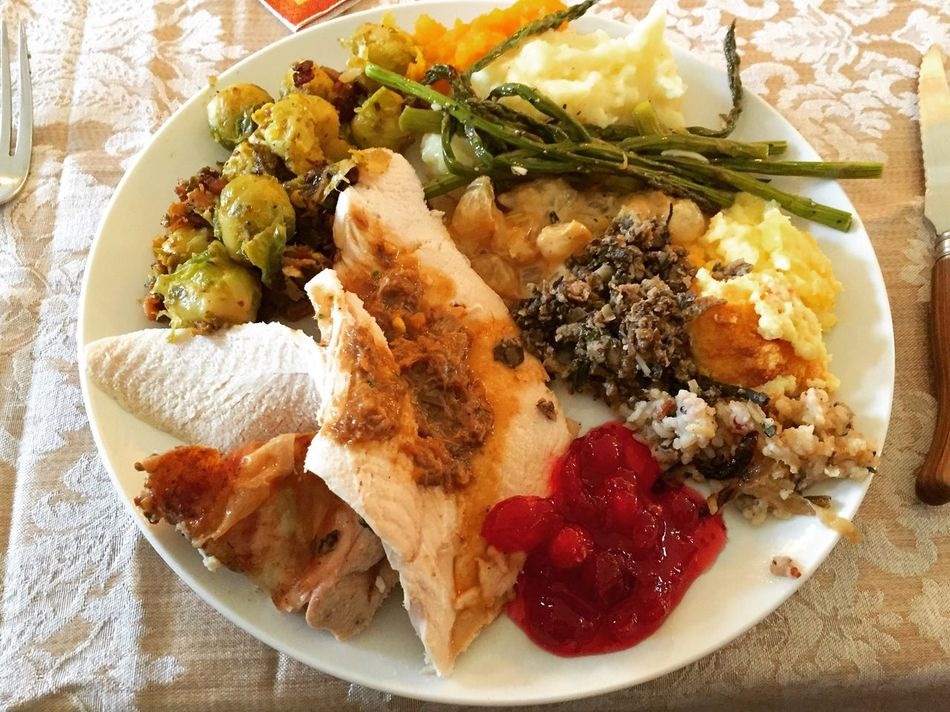 Beautiful stock photos of happy thanksgiving, food, ready-to-eat, plate, food and drink
