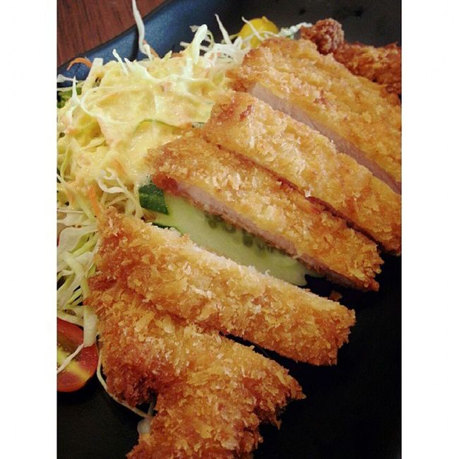Tonkatsu Receipe Sushioo Mercuryville Chitlom Japanesefood