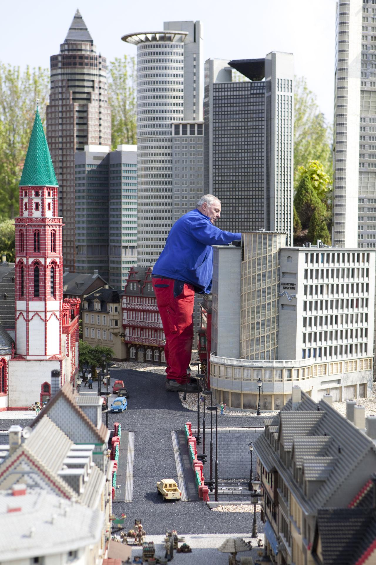 Leg Legoland Sky Scraper