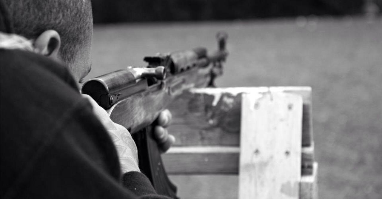 Shooting 2nd Amendment
