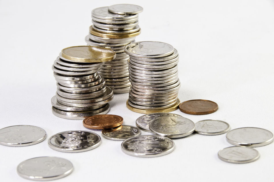Beautiful stock photos of money, Coin, Finance, Group Of Objects, Investment