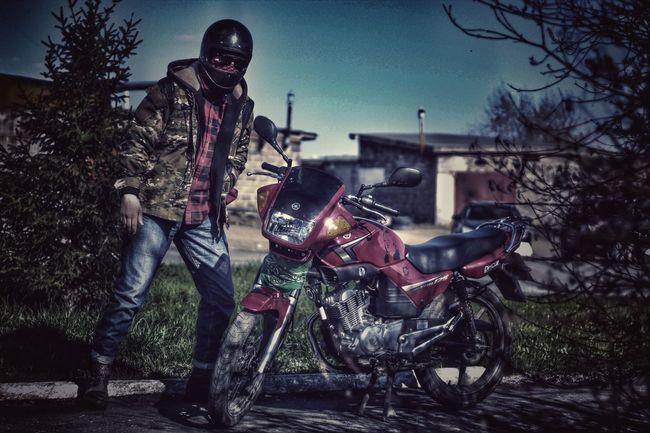 YBR125 Ybr Biker